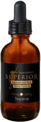 Superior - Cannabinoid Rich Hemp Formula